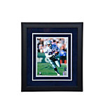Dallas Cowboys Deion Sanders Autographed 8x10 Framed Photo