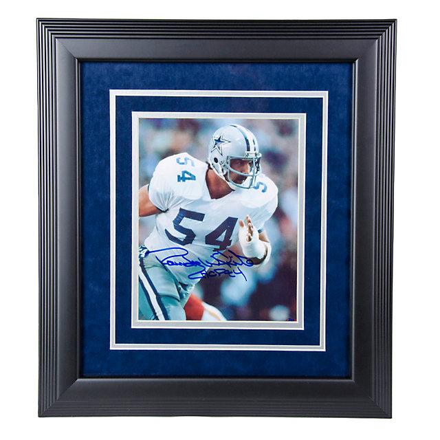 Dallas Cowboys Randy White Autographed 8x10 Framed Photo
