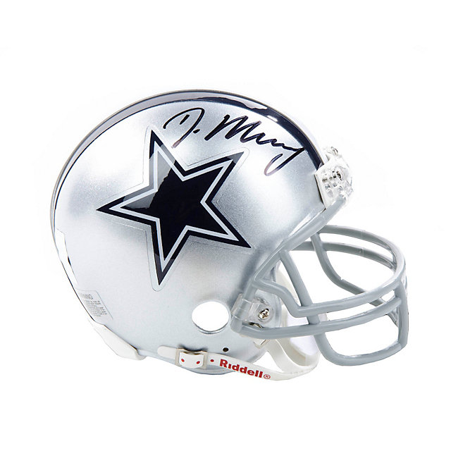 Dallas Cowboys DeMarco Murray Autograph Mini Helmet
