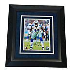 Dallas Cowboys Morris Claiborne Autographed Framed Photo