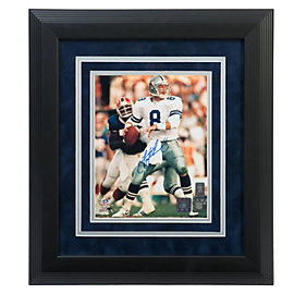 Dallas Cowboys Troy Aikman Autographed Photo
