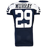 Dallas Cowboys Nike DeMarco Murray #29 Autographed Game Issued 2012 Throwback Jersey