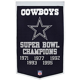 Dallas Cowboys  Dynasty Banner