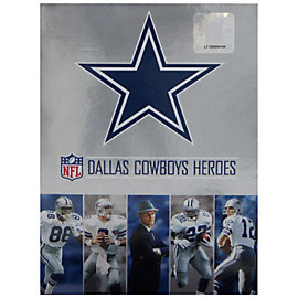 Dallas Cowboys NFL Cowboys Heroes DVD
