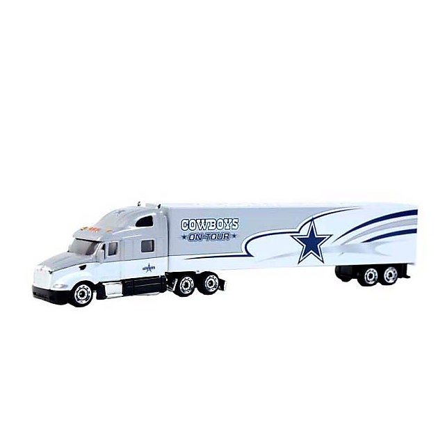 Dallas Cowboys Tractor Trailer