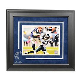 Dallas Cowboys Jason Witten Framed Photo with Etched Image