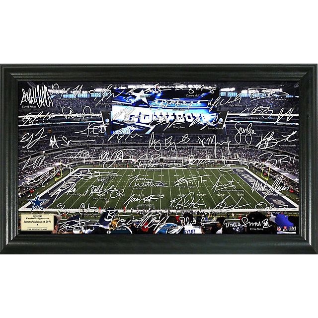 Dallas Cowboys 2013 Signature Gridiron Collection
