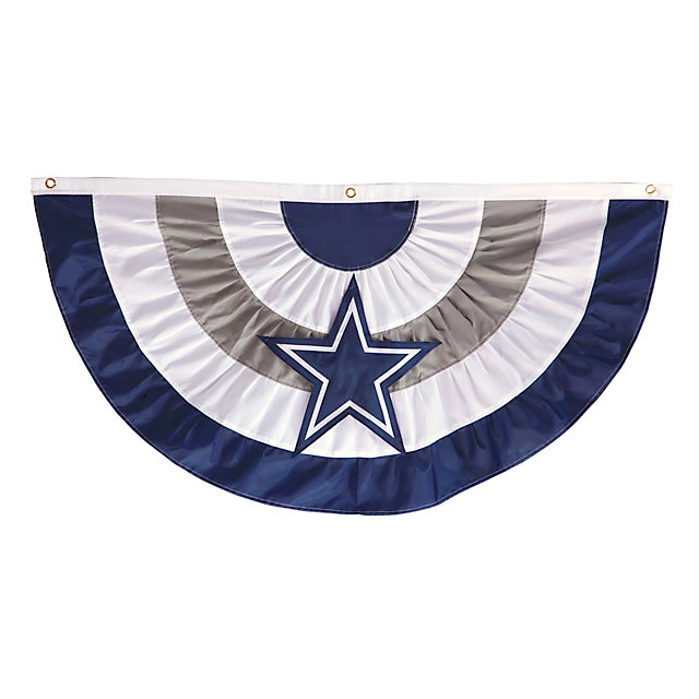 Dallas Cowboys Team Bunting