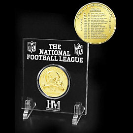 Dallas Cowboys Bronze 2013 Schedule Coin