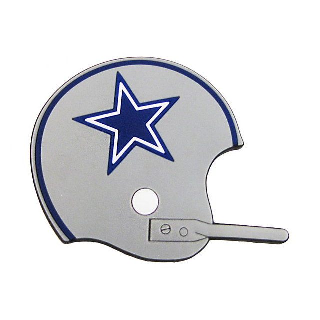 Dallas Cowboys Retro Helmet Magnet