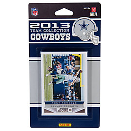 Dallas Cowboys 2013 Team Set Trading Cards