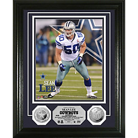 Dallas Cowboys Lee Silver Coin Photo Mint