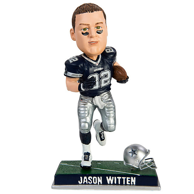 "Dallas Cowboys 8"" Exclusive Jason Witten Bobble Head"