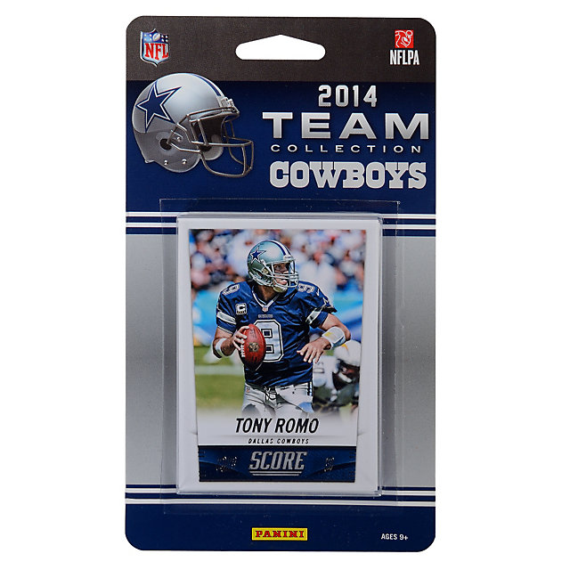 Dallas Cowboys 2014 Team Set Trading Cards