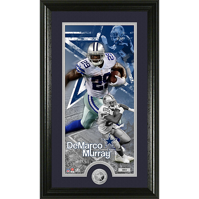 Dallas Cowboys DeMarco Murray Supreme Photo Mint
