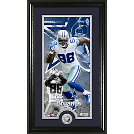 Dallas Cowboys Dez Bryant Supreme Photo Mint