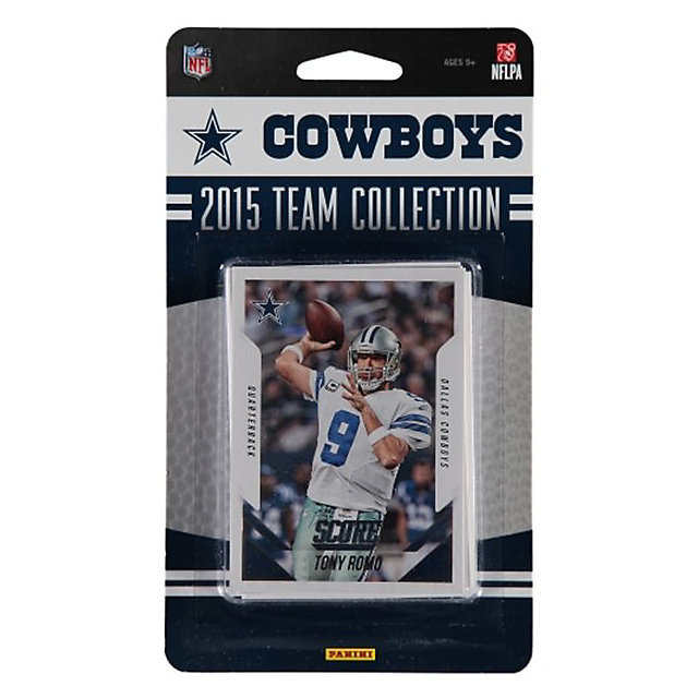 Dallas Cowboys 2015 Team Set Trading Cards