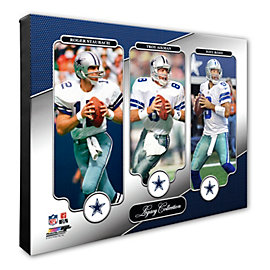 Dallas Cowboys 16x20 Legends Canvas