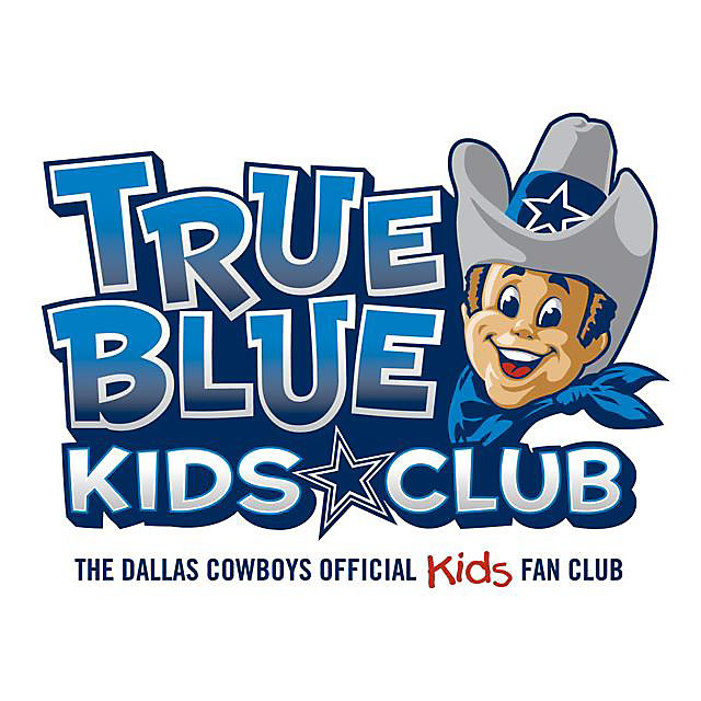 Dallas Cowboys True Blue Kids Club