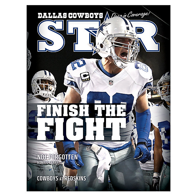 Dallas Cowboys Star Magazine 3-Year Subscription
