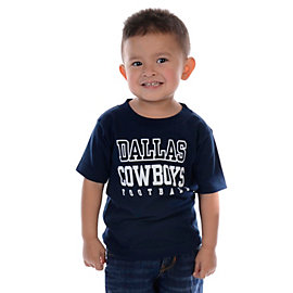 Dallas Cowboys Toddler Practice T-Shirts