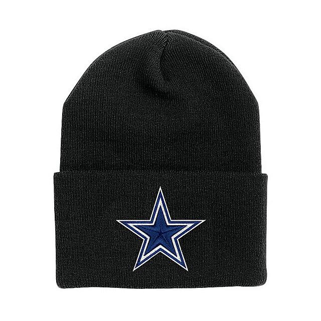 Dallas Cowboys Basic Knit Hat
