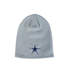 Dallas Cowboys Basic Cuffless Knit Hat
