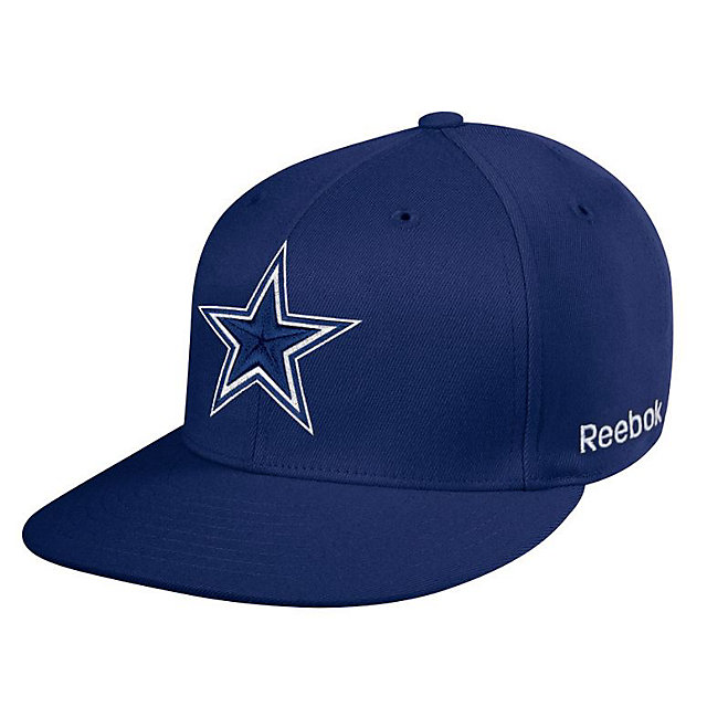 Dallas Cowboys Flat Visor Flex Cap