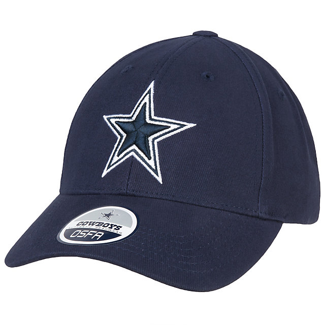 Dallas Cowboys Basic Logo Brushed Cap