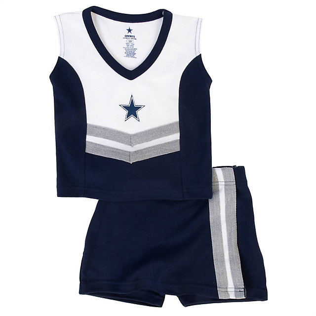 Dallas Cowboys Infant 2-Piece Cheer Set