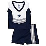 Dallas Cowboys Infant 2-Piece Cheer Set