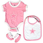 Dallas Cowboys Infant 3 PC Set 12M-24M