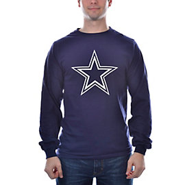 Dallas Cowboys Logo Premier Long Sleeve T-Shirt