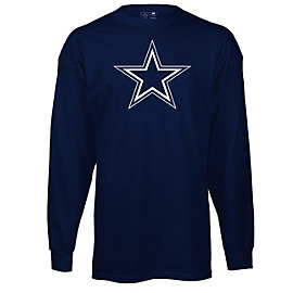 Dallas Cowboys Youth Logo Premier Long Sleeve Tee