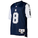 Dallas Cowboys Double Star Reebok Aikman #8 Premier Jersey
