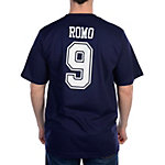 Dallas Cowboys Game Gear Tony Romo #9 T-Shirt