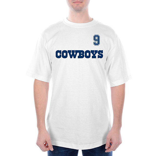 Dallas Cowboys Game Gear Tony Romo #9 T-Shirt