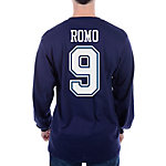 Dallas Cowboys Game Gear Tony Romo #9 Long Sleeve T-Shirt