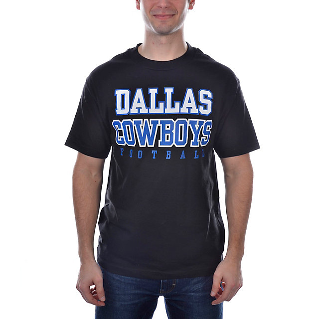 Dallas Cowboys Black Practice T-Shirt