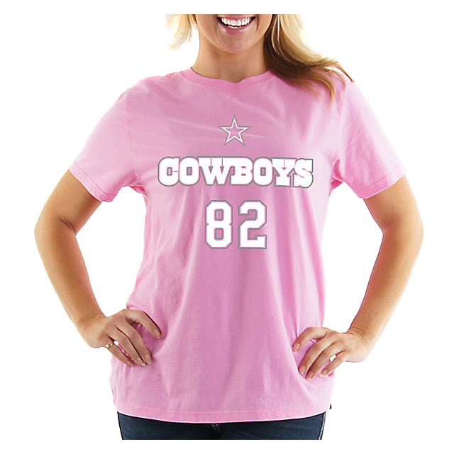 Dallas Cowboys Miss Scrimmage Witten Tee
