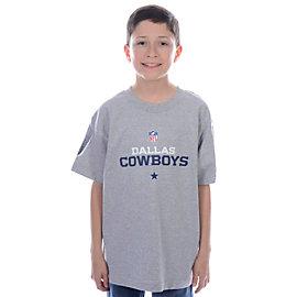 Dallas Cowboys Youth Prime Tee