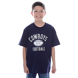 Dallas Cowboys Youth Workout T-Shirt
