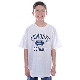 Dallas Cowboys Youth Workout T-Shirt