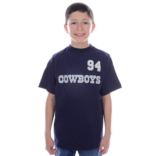 Dallas Cowboys Youth Game Gear Tee Ware #94
