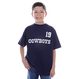 Dallas Cowboys Youth Game Gear Tee Austin #19