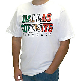 Dallas Cowboys Cinco De Mayo Practice T-Shirt