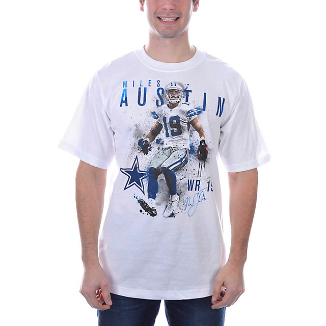 Dallas Cowboys Miles Ahead T-Shirt