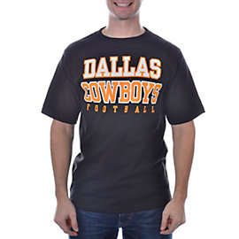 Dallas Cowboys Black Practice Tee