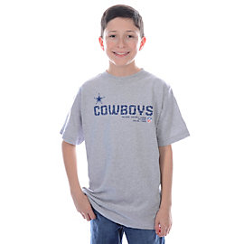 Dallas Cowboys Youth Tacon T-Shirt