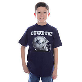 Dallas Cowboys Youth BenchMark T-Shirt